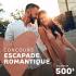 Séjour romantique à l'Hôtel Zéro 1