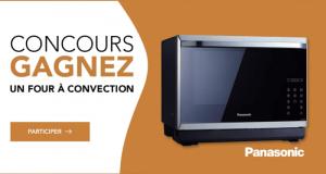 Un Four à micro-ondes Panasonic de 1249$