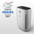 Un purificateur d'air de marque Philips