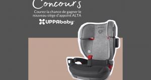 Un siège auto Uppa Baby Alta 40-120 lb