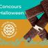 Une CENTAINE de guimauves enrobées de chocolat noir