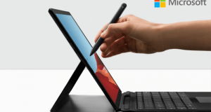 Une tablette Surface Pro X de 1499$
