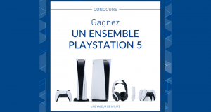 Un ensemble PlayStation 5 de 850$