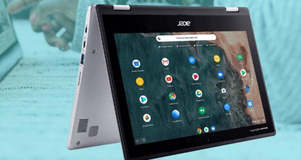 Gagnez un Acer Chromebook Spin 311