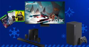 Gagnez un téléviseur intelligent 8K de 75 pouces (Valeur de 6500 $)