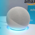Un Echo Dot 4e génération d'Amazon