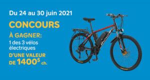 Gagnez 3 vélos électriques tout-terrain Bochi (1400 $ chacun)