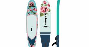 Gagnez un Paddleboard Tahiti (Valeur de 1000 $)