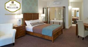 Gagnez un forfait Évasion tout inclus de 2 nuits au Manoir du lac William