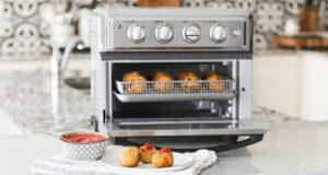 Gagnez un four grille-pain friteuse à air chaud de Cuisinart