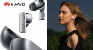 Gagnez les écouteurs à réduction de bruit au look frappant de Huawei