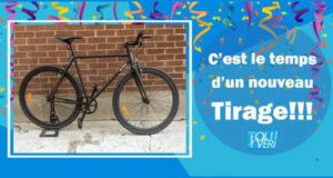 Gagnez l'un des vélos fixes de notre nouvelle collection