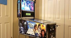 Gagnez un billard électronique Star Wars d'Arcade1Up