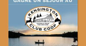 Gagnez un séjour inoubliable au Club Kensington Coop