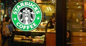 Gagnez une Carte cadeau Starbucks de 100 $