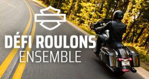 Gagnez une moto Harley-Davidson (Valeur de 47588 $)