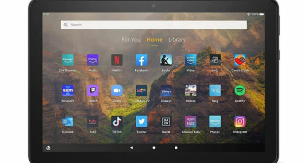 Gagnez une tablette Fire HD 10 Kids Pro 32 Go