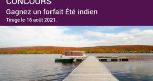 Gagnez Un séjour au Manoir du lac William (Valeur de 1050 $)