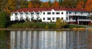 Gagnez un séjour de 2 nuitées au Manoir du lac William