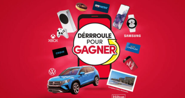 Gagnez 10 véhicules Volkswagen Taos Highline (38195 $ chacun)