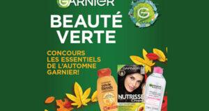 Gagnez 4 cartes cadeaux Decathlon de 1000 $ + produits Garnier
