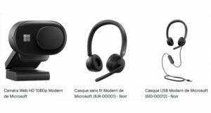Gagnez des accessoires Modern de Microsoft