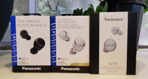 Gagnez des écouteurs intra-auriculaires sans fil Panasonic et Technics