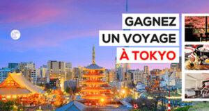 Gagnez un voyage de 6 jours pour 2 à Tokyo (Valeur de 5000 $)