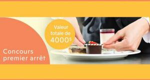 Gagnez 5 escapades gastronomiques au Québec (Valeur de 4000 $)