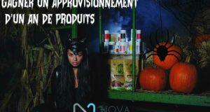Gagnez un approvisionnement d'UN AN de produits Nova Pharma (1440 $)