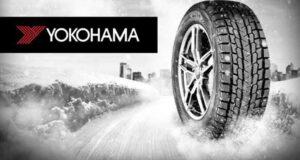 Gagnez un ensemble de 4 pneus d'hiver Yokohama (Valeur de 1000 $)