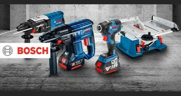Gagnez un outil de la marque Bosch
