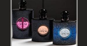 Gagnez un trio de parfums Black Opium Yves Saint Laurent (375 $)