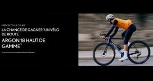 Gagnez un vélo de route Argon 18 (Valeur de 11 000 $)