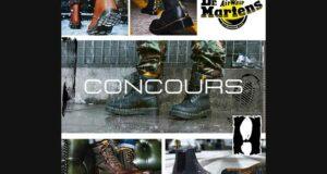 Gagnez une paire de boots Dr. Martens de votre choix